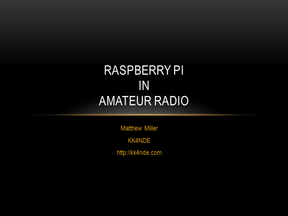 Raspberry pi 3 ppt download